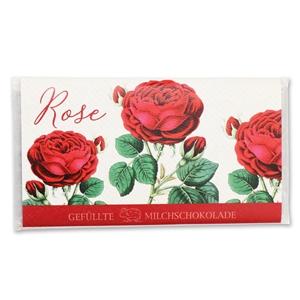 Rose - Gefüllte Schokolade