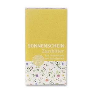 Sonnenschein - Biologische Zartbitterschokolade