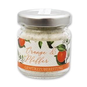 Orange & Pfeffer - Gewürzzubereitung
