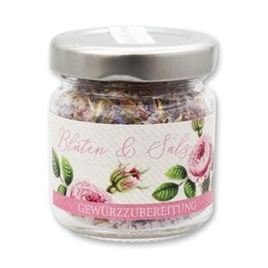 Blüten & Salz - Gewürzzubereitung