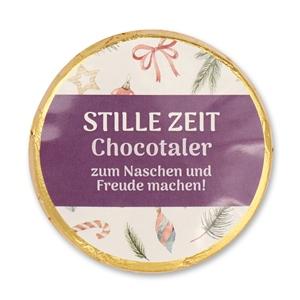 Stille Zeit - Chocotaler