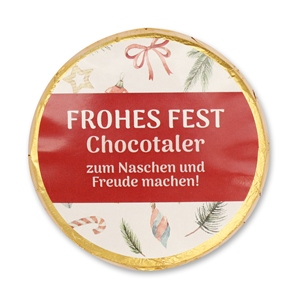 Frohes Fest - Chocotaler