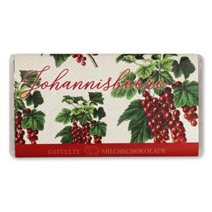 Johannisbeere - Gefüllte Schokolade