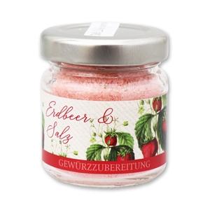 Erdbeer & Salz - Gewürzzubereitung
