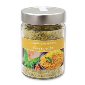 Gewürzzubereitung Currysalz