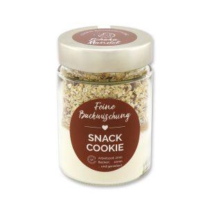 Snack - Cookie Backmischung Schoko-Mandel