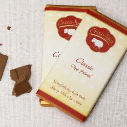 Palmölfreie Schokolade