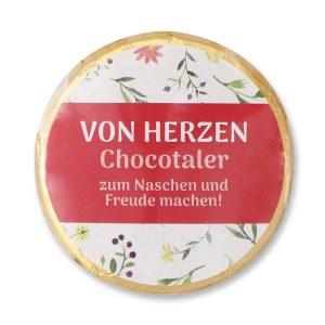 Von Herzen - Chocotaler