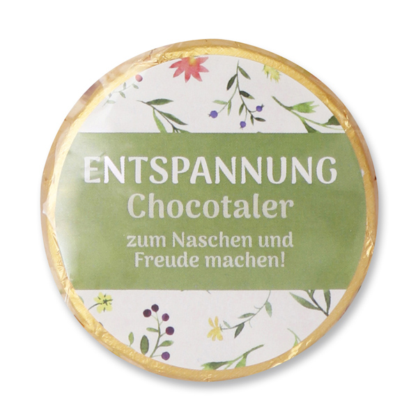 Entspannung - Chocotaler