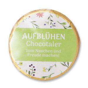 Aufblühen - Chocotaler