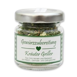 Gewürzzubereitung Kräuter Griller