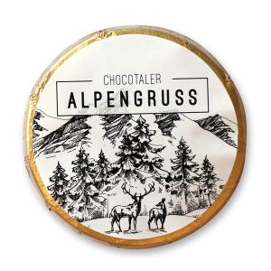 Alpengruss - Chocotaler