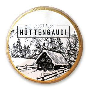 Hüttengaudi - Chocotaler