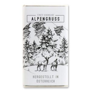 Alpengruss - Vollmilchschokolade