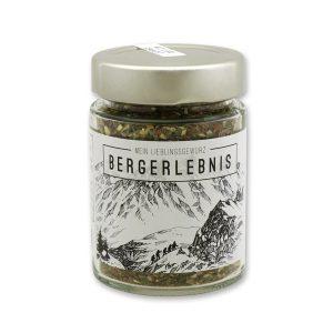 Bergerlebnis - Gewürzzubereitung Tomaten-Mozzarella